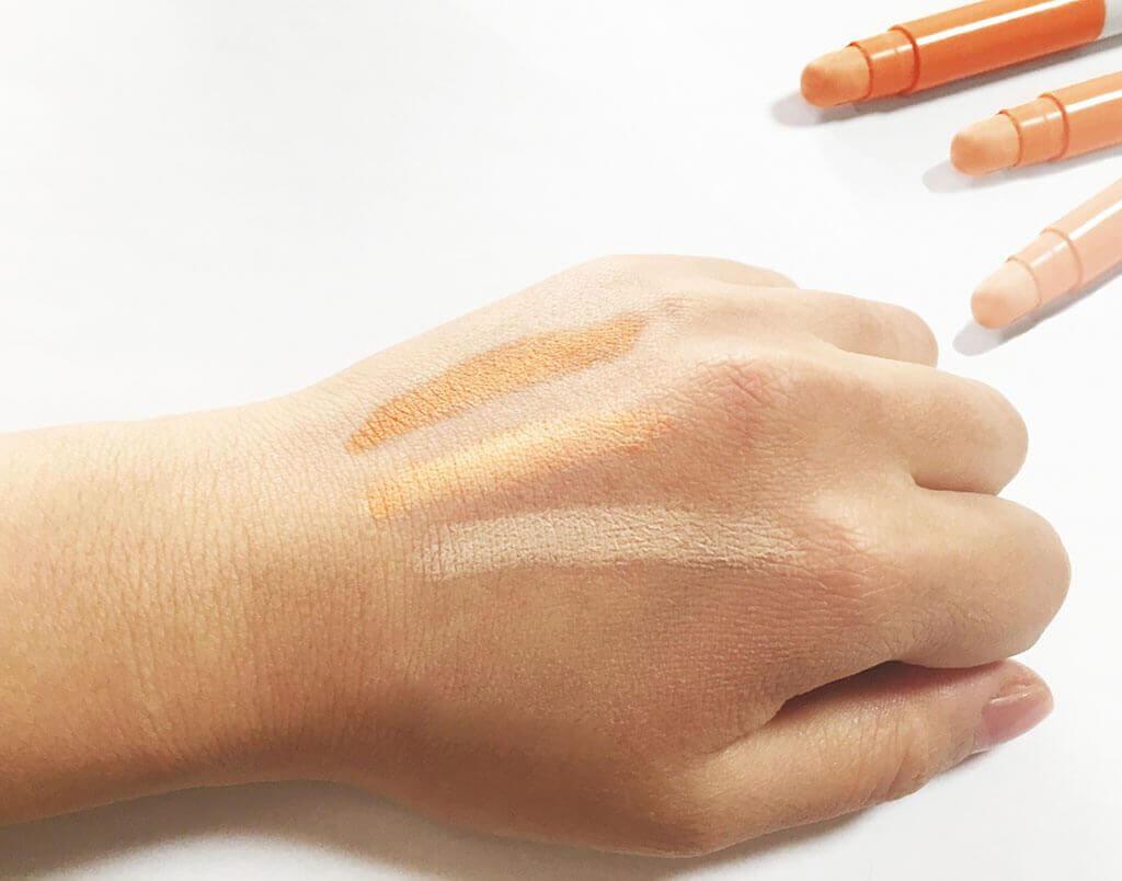 2.肌の色に合ったメンズコンシーラーを選ぶ