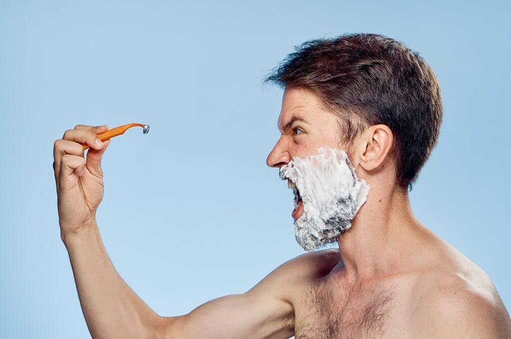 剃り味の悪いカミソリを使う3つのデメリット
