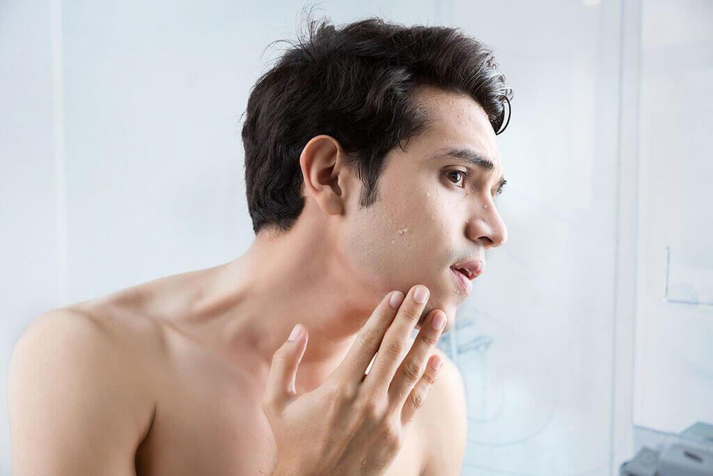 ヒゲ脱毛の後悔⑧肌荒れなどの肌トラブルがあった