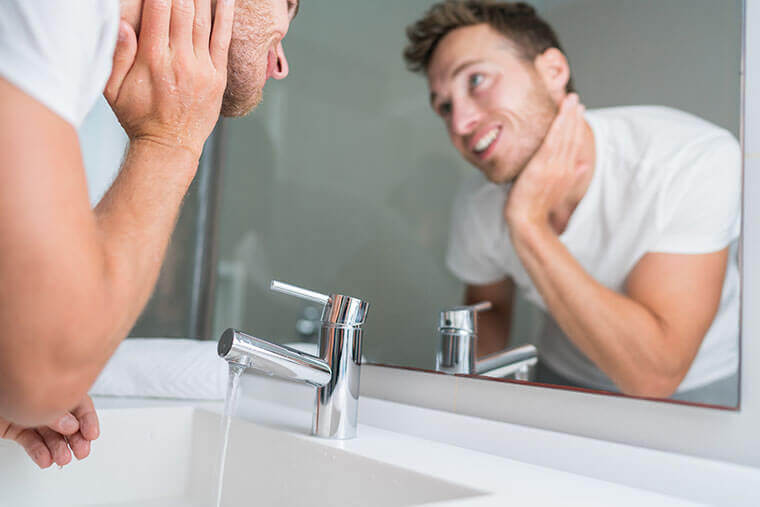髭剃りの時にシェービングジェルを使うべき理由