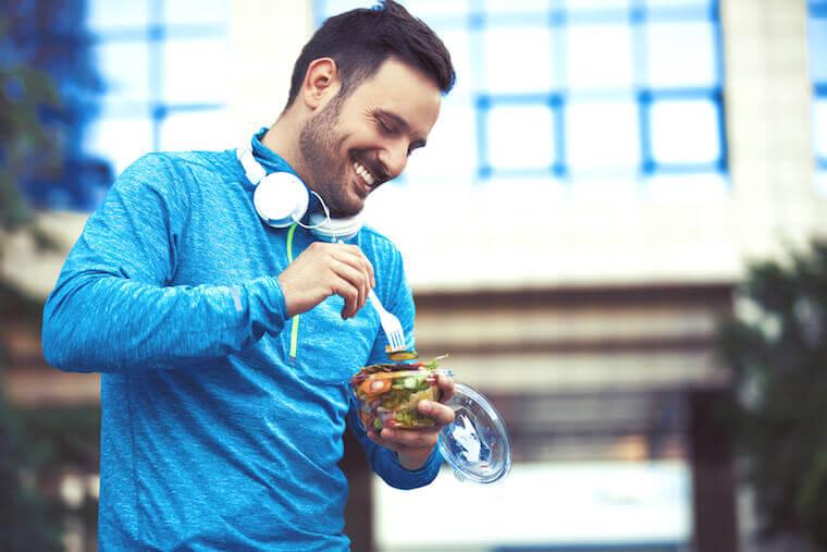 食生活を改善する