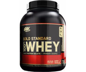 ゴールドスタンダード100%ホエイ(GOLD STANDARD 100%WHEY PROTEIN Optimum Nutrition)
