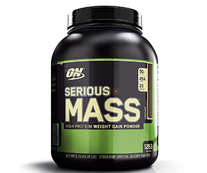 ON Serious Mass チョコレート