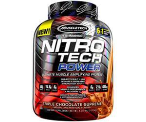 ニトロテック(Nitro Tech)
