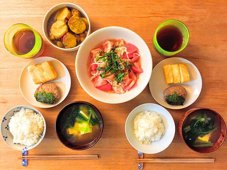 食生活を整える 和食