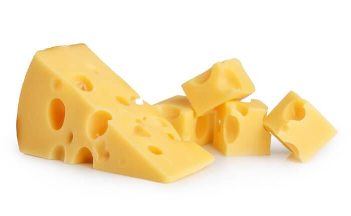 チーズ 筋トレ