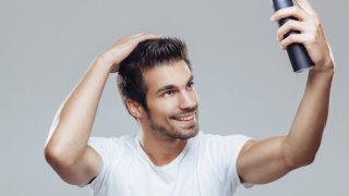 メンズヘアスプレーのおすすめランキング2019!カッコいいヘアスタイルを1日中キープしよう!