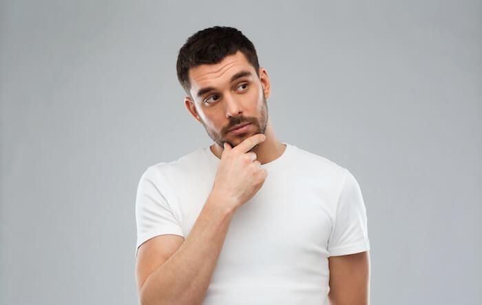 ヒゲ脱毛の後悔⑩髭が太くなった(硬質化現象)