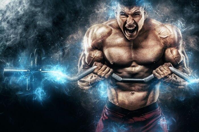 2.筋肉のつけすぎ