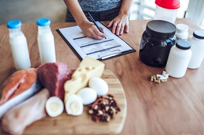 超回復に効果的な食材&サプリメント