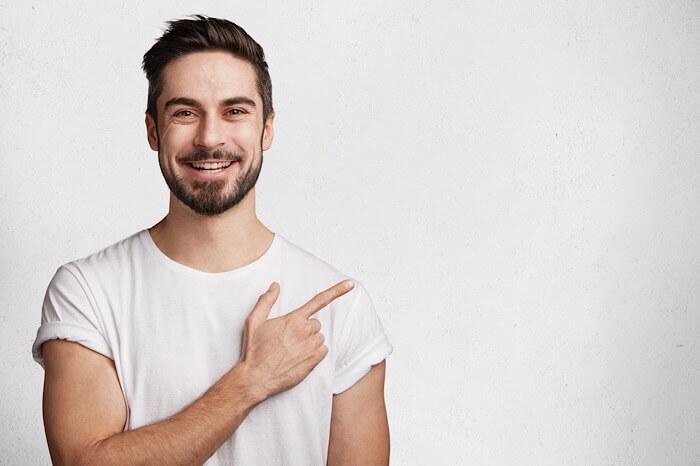 髭脱毛の回数には個人差がある!それぞれの脱毛方法と回数について