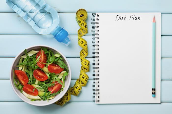内臓脂肪を減らす食事・献立