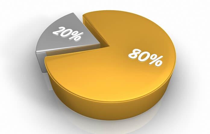 遠距離恋愛の成婚率は20%