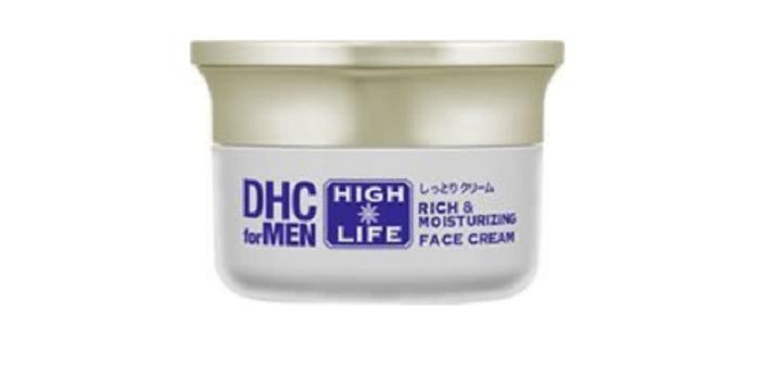 3位.DHCリッチ&モイスチュア フェースクリーム