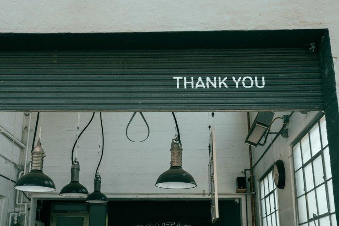 「ありがとう」や「ごめんなさい」を言える