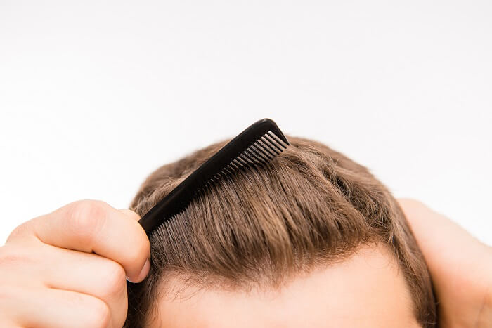 ①髪質にあったものを選ぶ
