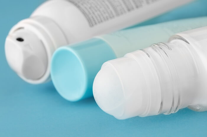 メンズ制汗剤(デオドラント)の種類と特徴