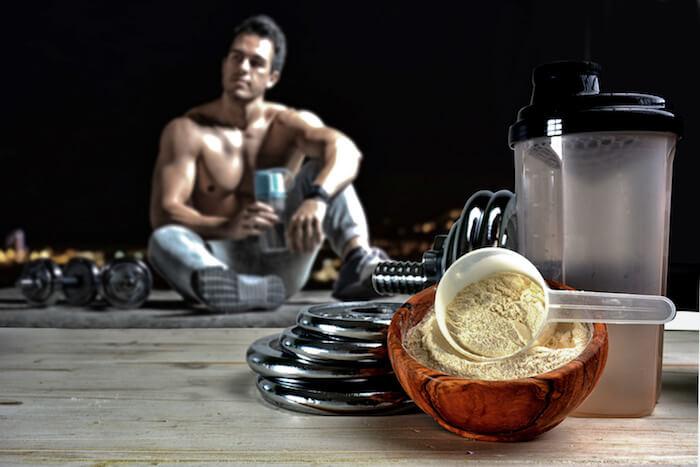 体幹トレーニングには、脂肪燃焼系のサプリメントがおすすめ