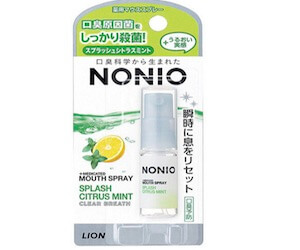 NONIO(ノニオ) スプラッシュシトラスミント
