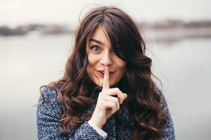 秘密を共有する