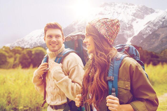 山ガールと出会いたい登山男性は多い