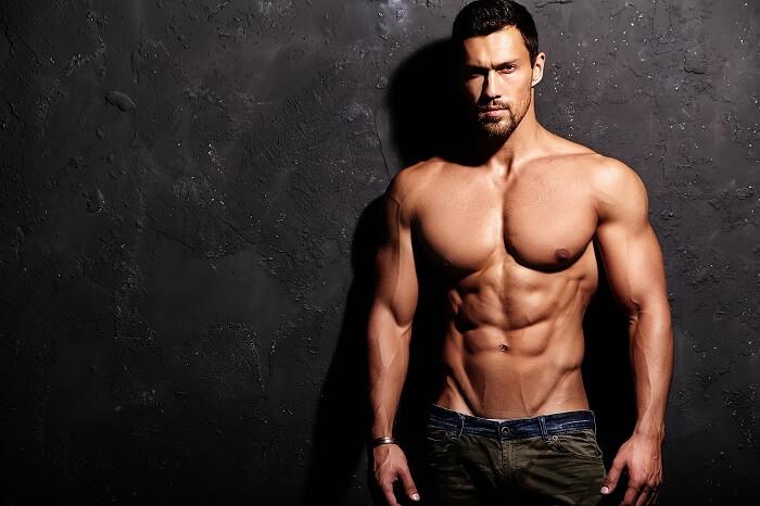 1.筋肉がすごい