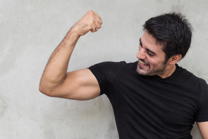 フロアプレスで鍛えられる筋肉