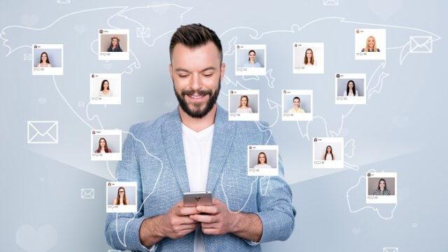 Facebookで女性との出会い方を紹介!流行りのFacebook連携マッチングアプリを攻略せよ