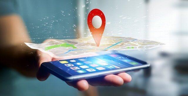 GPS出会い系アプリ