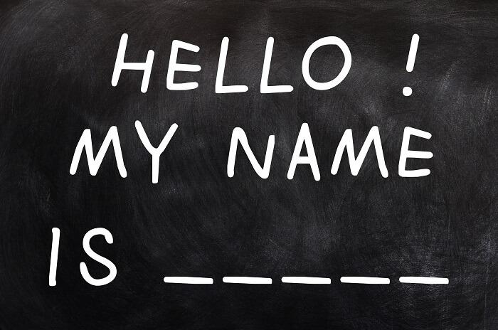 メッセージは挨拶+軽い自己紹介で始める