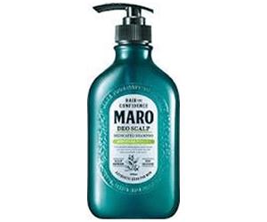 1位:MARO薬用デオスカルプシャンプー
