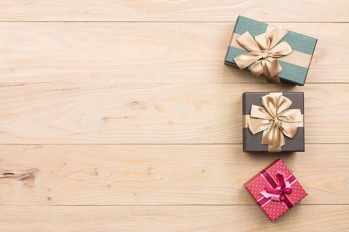 あなたにだけお土産やプレゼントを贈ってくる