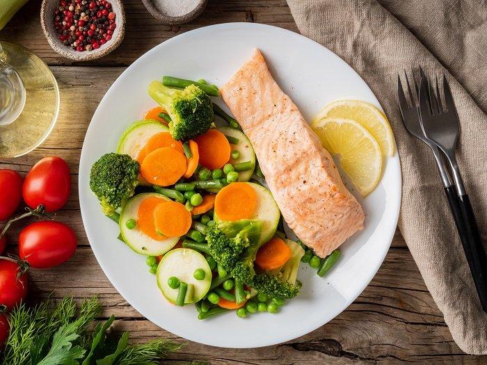 食事の内容や食べる順番を意識する