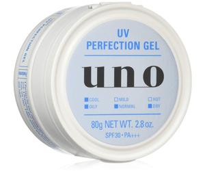 3位:UNO UVパーフェクションジェル