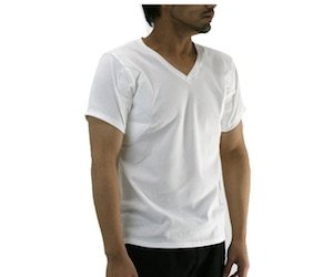 ベルオアシス 脇汗パッド付きインナーシャツ