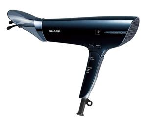 SHARP ヘアドライヤー プラズマクラスター スカルプエステ ブラック