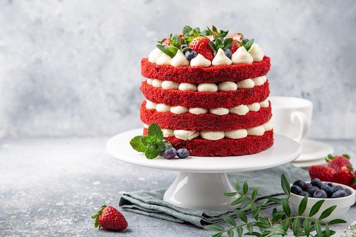 ③記念日ケーキ