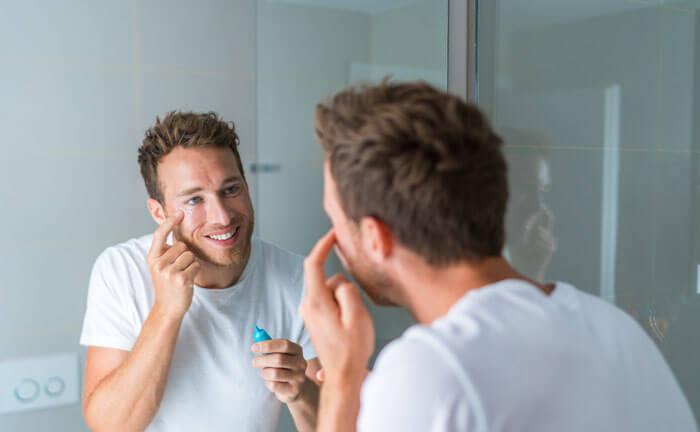 髭剃り 肌荒れ対策 化粧水