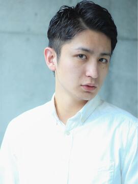 ⑦七三ショート×黒髪