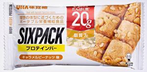 UHA味覚糖 SIXPACK プロテインバー