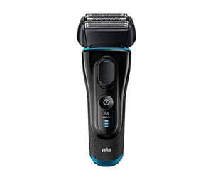 ブラウン シリーズ5 5140s メンズシェーバー 4カットシステム 密着3Dヘッド/人工知能/お風呂剃り/水洗い 5140s