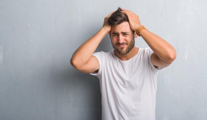 5.想定通りに婚活が進まずストレスが溜まっているから