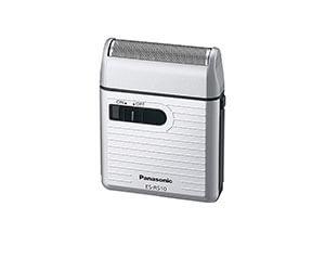 Panasonic メンズシェーバー 1枚刃 シルバー調 ES-RS10-S