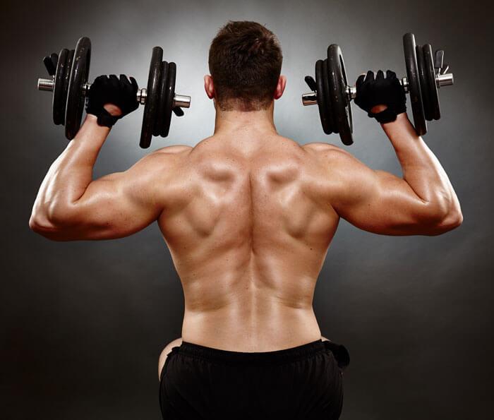 ②グリップ力を高めてトレーニング効率をアップ