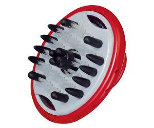 2位:PRO TECウォッシングブラシ頭皮ストレッチタイプ