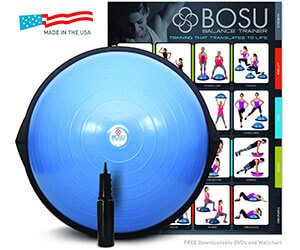 BOSU(ボス)「バランストレーナー」