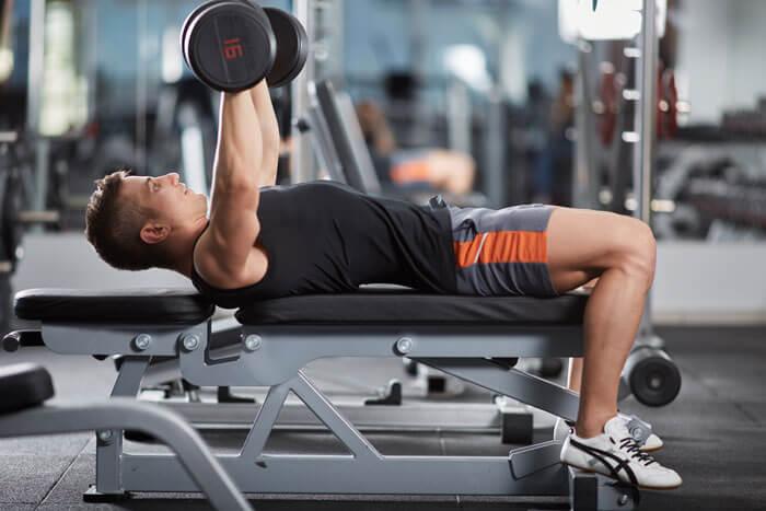 鍛えたい筋肉に効率よく負荷をかけることができる