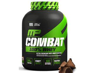 Muscle Pharm「コンバット ホエイ プロテイン チョコレートミルク風味」