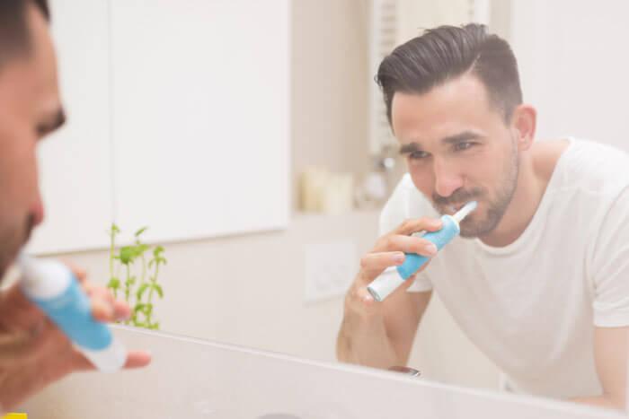 1.歯垢(プラーク)除去の効果について