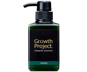 Growth Project. アロマシャンプー